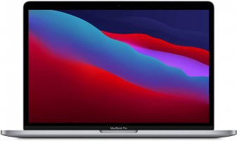 Apple MacBook Pro 13″, Chip M1, 8GB RAM, 256GB SSD – Space Gray