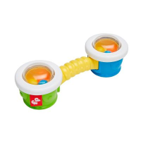 Chocalho Musical – Instrumentos Divertidos – Chocalho – Fisher-Price