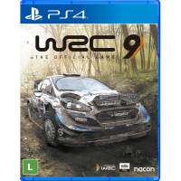 Game WRC 9 – PS4