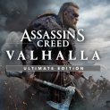 Jogo Assassin's Creed Valhalla Ultimate – PS4 & PS5