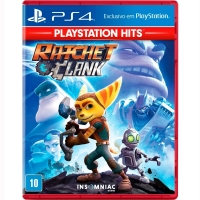 Jogo Ratchet And Clank – PS4