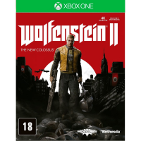 Jogo Wolfenstein Ii: The New Colossus – Xbox One