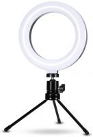 Luz e Iluminador Ring Light 6 Polegadas 36 Led Usb Led Misto Mesa