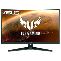 Monitor Gamer Asus LED TUF Gaming 31.5´, Curvo, Full HD, HDMI 2.0, Adaptive-Sync, FreeSync Premium, 165Hz, 1ms – VG328H1B