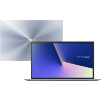 "Notebook Asus Zenbook UX431FA-AN202T 10ª Intel Core I5 8GB 256GB SSD 14"" W10 Pro Azul Claro Metálico"