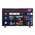 Smart TV LED 32″ TCL 32S6500S Android, HDR, Controle com Comando de Voz, Micro Dimming, Google Assistant, HDMI e USB
