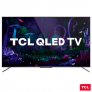 "Smart TV TCL QLED Ultra HD 4K 65"" Android TV com Google Assistant, Design sem Bordas e Wi-Fi- QL65C715"