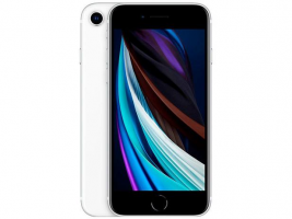 "iPhone SE Apple 128GB Branco 4,7"" 12MP iOS – Magazine"